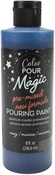 Navy - Color Pour Magic Pre-Mixed Paint - American Crafts
