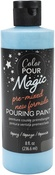 Topaz - Color Pour Magic Pre-Mixed Paint - American Crafts