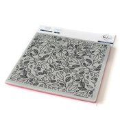"Lush Vines - Pinkfresh Studio Cling Rubber Stamp Set 6""X6"""