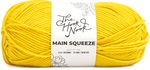 Mustard Yellow Main Squeeze Yarn - The Hook Nook