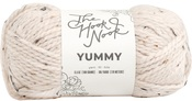 Cookies & Cream Yummy Tweed Yarn - The Hook Nook