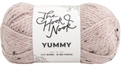 Dusty Rose Yummy Tweed Yarn - The Hook Nook