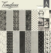 Timeless 12 x 12 Paper Pad - Authentique