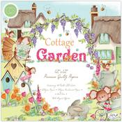 Cottage Garden Craft Consortium Double-Sided Paper Pad