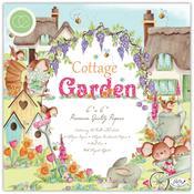 Cottage Garden 6 x 6 Paper Pad - Craft Consortium