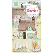 Cottage Garden A5 Clear Stamps - Craft Consortium