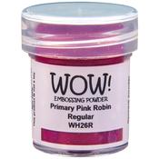 Primary Pink Robin WOW! Embossing Powder - PRE ORDER