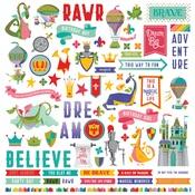 Dragon Dreams Element Sticker - Photoplay