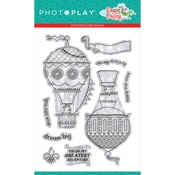 Dragon Dreams Stamp Up & Away - Photoplay - PRE ORDER