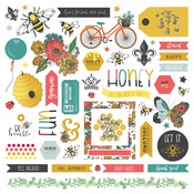 Wild Honey Element Sticker - Photoplay - PRE ORDER