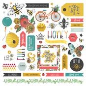 Wild Honey Element Sticker - Photoplay