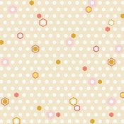 Honeycomb Paper - Wild Honey - Photoplay - PRE ORDER