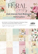 Floral Tapestry A4 Collection Pack - Memory-Place - PRE ORDER