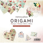 Floral Tapestry Origami - Memory-Place