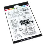 Let the Good Times Roll Stamp Set
