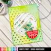 Sentimental Fruit Stamp Set