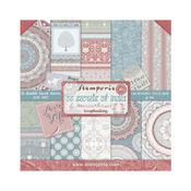 26 Secrets Of India Stamperia Double-Sided Paper Pad - PRE ORDER