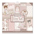 Little Girl Stamperia 12x12 Double-Sided Paper Pad - PRE ORDER