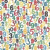 Numbers Paper - School Rules - Echo Park