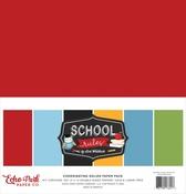 School Rules Solids Kit - Echo Park