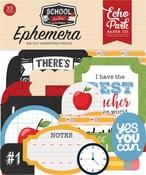 School Rules Ephemera - Echo Park