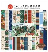 Summer Camp 6x6 Paper Pad - Carta Bella