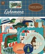Summer Camp Ephemera - Carta Bella