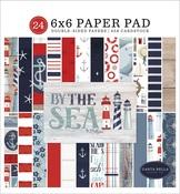 By The Sea 6x6 Paper Pad - Carta Bella