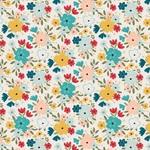 Farmhouse Floral Paper - Farmhouse Kitchen - Echo Park - PRE ORDER