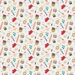 Kitchen Chaos Paper - Farmhouse Kitchen - Echo Park - PRE ORDER