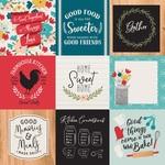 4 x 4 Journaling Cards Paper - Farmhouse Kitchen - Echo Park - PRE ORDER