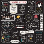 Kitchen Rules Paper - Farmhouse Kitchen - Echo Park - PRE ORDER