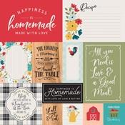Multi Journaling Cards Paper - Farmhouse Kitchen - Echo Park