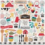 Farmhouse Kitchen Element Sticker - Echo Park - PRE ORDER