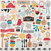 Farmhouse Kitchen Element Sticker - Echo Park