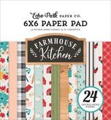 Farmhouse Kitchen 6x6 Paper Pad - Echo Park