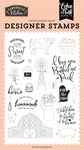 Heart of the Home Stamp Set - Echo Park - PRE ORDER
