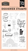 Heart of the Home Stamp Set - Echo Park
