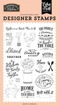 Made with Love Stamp Set - Echo Park - PRE ORDER