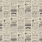 Wizardry Times Paper - Witches & Wizards - Echo Park - PRE ORDER