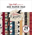 Witches & Wizards 6x6 Paper Pad - Echo Park - PRE ORDER