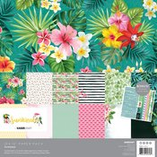 "Sunkissed 12""X12"" Paper Pack - Kaisercraft - PRE ORDER"