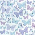 Flutter Paper - Amethyst - Kaisercraft