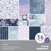 "Amethyst 6.5""X6.5"" Paper Pad - Kaisercraft - PRE ORDER"