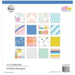 Lets Stay Home 12 x 12 Collection Pack - Pinkfresh Studio