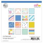 Let's Stay Home 6 x 6 Paper Pack - Pinkfresh Studio
