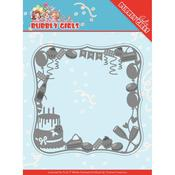 Celebration Frame Die - Bubbly Girls Party - Find It Trading