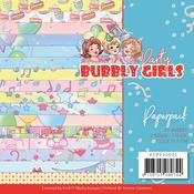 """Bubbly Girls Party 6""""X6"""" Paper Pack - Find It Trading"""