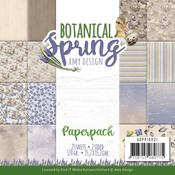 "Botanical Spring 6""X6"" Paper Pack - Find It Trading"