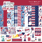 Collection Pack - Gnome For July 4th - Photoplay - PRE ORDER